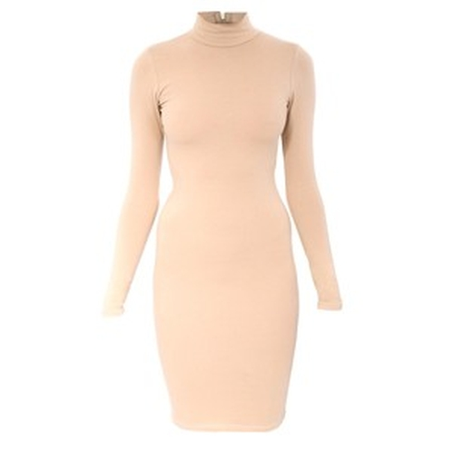 Turtleneck Dress by Ana & Elsa in Keeping Up With The Kardashians - Season 11 Episode 8