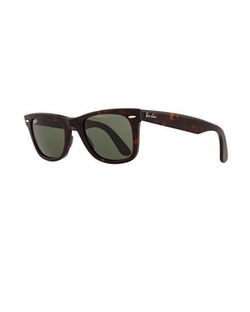 Classic Wayfarer Sunglasses by Ray-Ban in Ballers