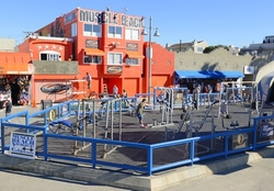 Los Angeles, California by Muscle Beach in Keeping Up With The Kardashians