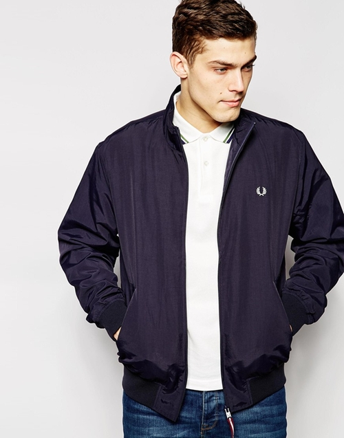 Sailing Jacket by Fred Perry in Sleeping with Other People