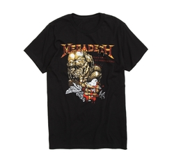 Megadeth Peace Sells Skull T-Shirt by Hot Topic in Billions