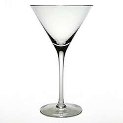 Country Martini Glass by William Yeoward in And So It Goes