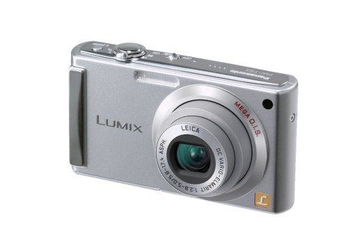 Lumix DMC-FS3S 8MP Digital Camera by Panasonic in Crazy, Stupid, Love.