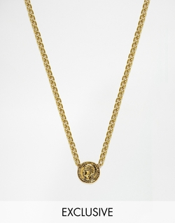Coin Necklace by Designsix in Underworld