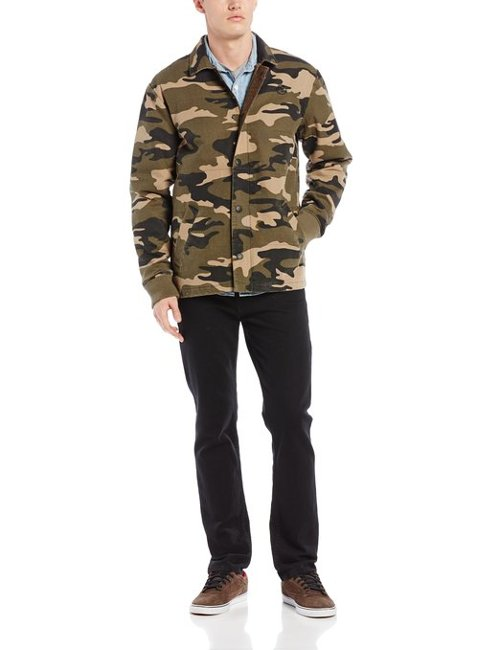 Men's Rover Jacket by Billabong in If I Stay