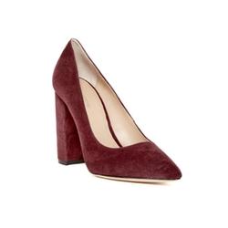 Celina Block Heel Pumps by Pour La Victoire in Quantico