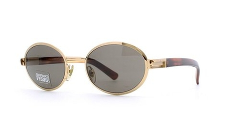Vintage Round Sunglasses by Gianfranco Ferre in Crimson Peak