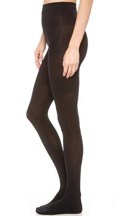 Foot Pillow Tights by Spanx in (500) Days of Summer