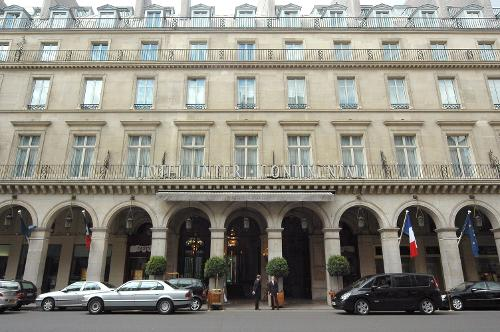 The Westin Paris – Vendôme Paris, France in Yves Saint Laurent