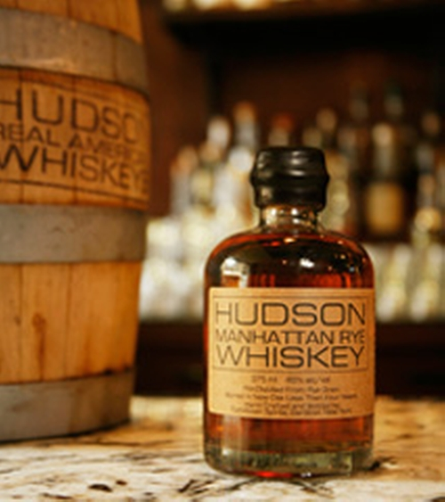 Manhattan Rye Whiskey by Hudson Whiskey in Jessica Jones