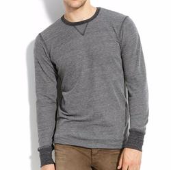 Trim Fit Crewneck Sweatshirt by Alternative Apparel in Silicon Valley