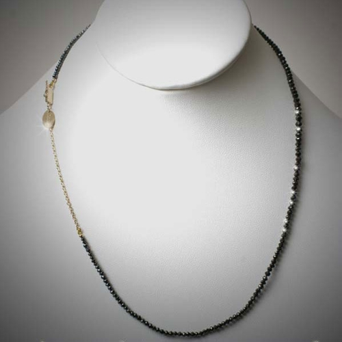 Black Diamond Necklace by Itay Malkin in Sex and the City
