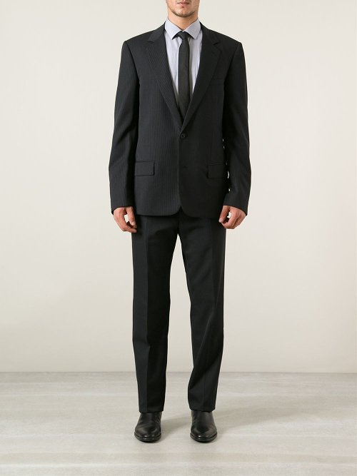 Pin Striped Suit by Dior Homme in The Loft