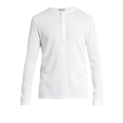 Waffle- Knit Cotton- Jersey T- Shirt by Éditions M.R in Jack Reacher: Never Go Back