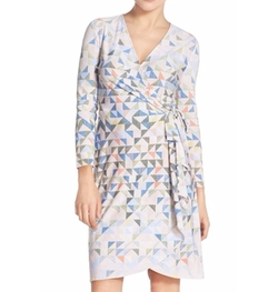 'Adele' Jersey Wrap Dress by BCBGmaxazria in Mistresses