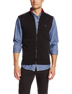Men's Guardian Full Zip Vest by Victorinox in If I Stay