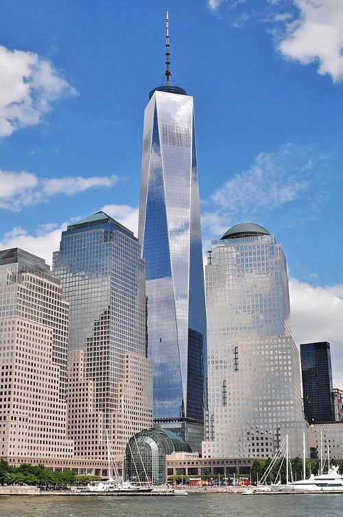 One World Trade Center Manhattan, New York in John Wick