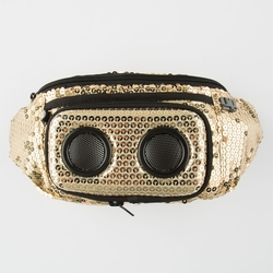 Speaker Fanny Pack by Jammypack in Empire