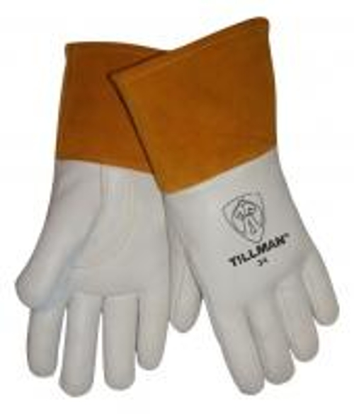 Cowhide MIG Welding Gloves by Tillman in Fantastic Four