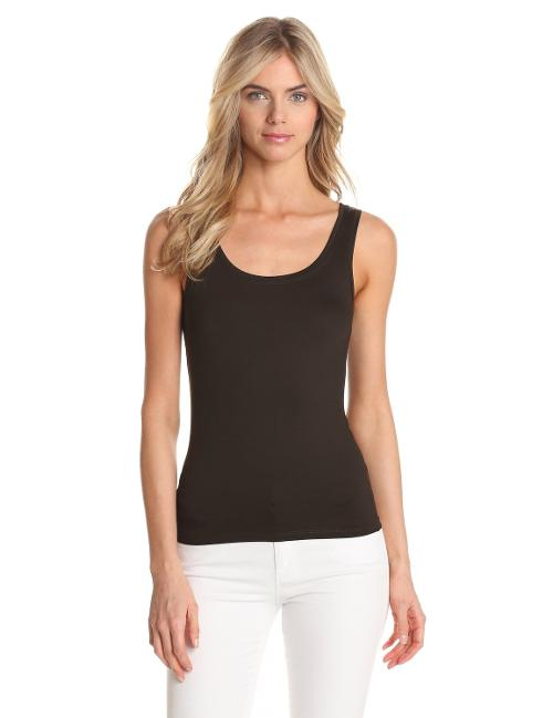 Women's Long Super Soft Tank Top by Karen Kane in Limitless