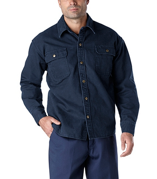 Fleece Lined Duck Jac Shirt by Dakota in Supernatural - Series Looks