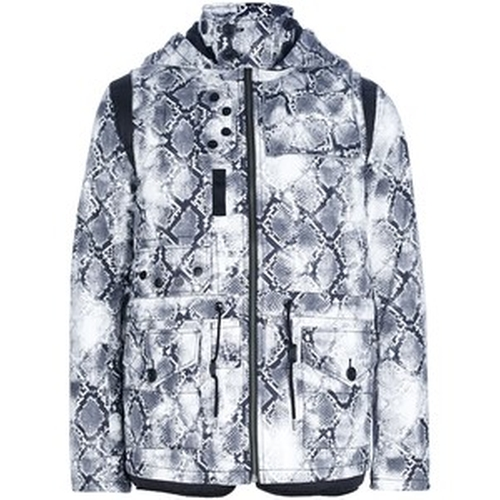 Python Print Padded Jacket by Puma in Popstar: Never Stop Never Stopping