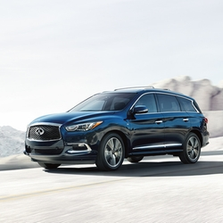 (Altered) QX60 SUV by Infiniti in Gypsy