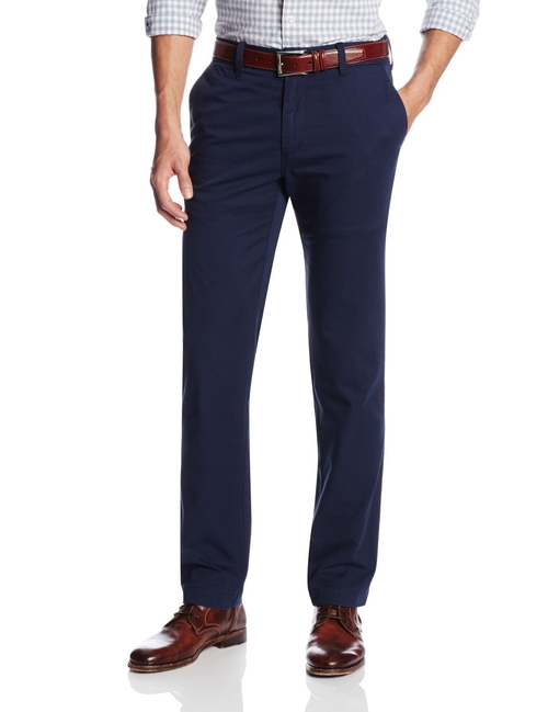 Men's Twill Pant by Haggar in Captive