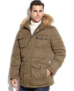 4-Pocket Snorkle Parka by Tommy Hilfiger in The Visit
