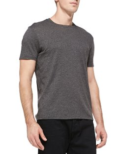 Jersey Crewneck Tee by Vince in The Best of Me