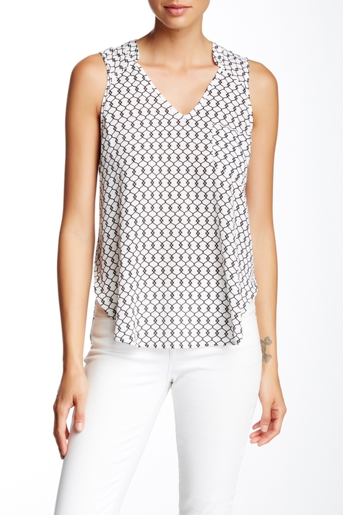 Sleeveless Blouse by Lush in Fuller House