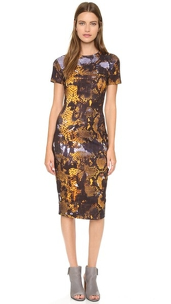 Long Bodycon Dress by McQ - Alexander McQueen in The Good Wife