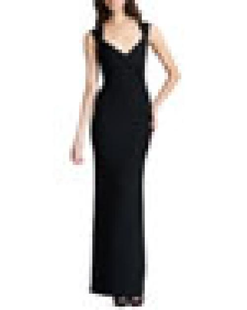 V-Neck Bandage Gown by Herve Leger in Vampire Academy