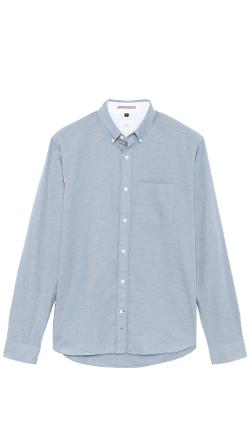 Chambray Shirt by Apolis in Couple's Retreat