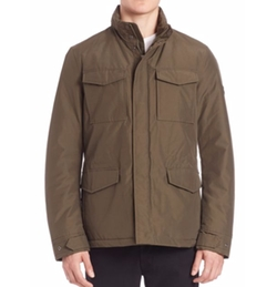 Travel Field Jacket by Woolrich John Rich & Bros.  in Jessica Jones