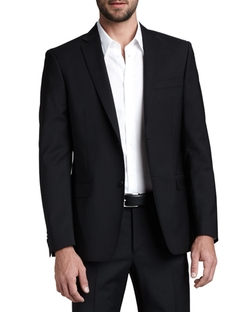City Fit Basic Suit by Versace Collection in Quantico