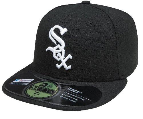 MLB Chicago White Sox 59FIFTY Cap by New Era in Couple's Retreat