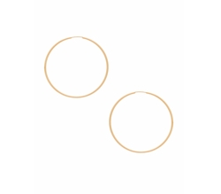 Hoop Ii Earrings by Erth in Power