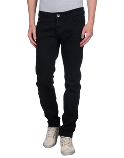 Mid Rise Denim Pants by Unlimited in Ballers