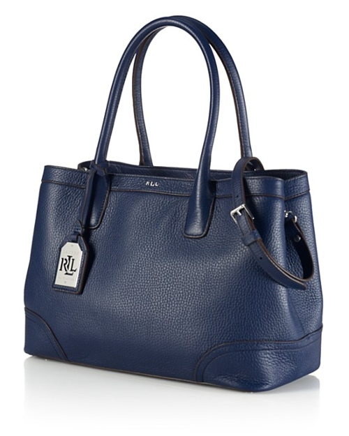 Satchel Bag by Lauren Ralph Lauren in The Gift