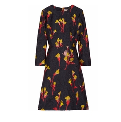 Floral Printed Jacquard Mini Dress by Jason Wu in The Good Fight