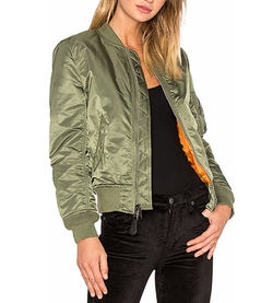 MA-1 W Bomber Jacket by Alpha Industries in Power Rangers