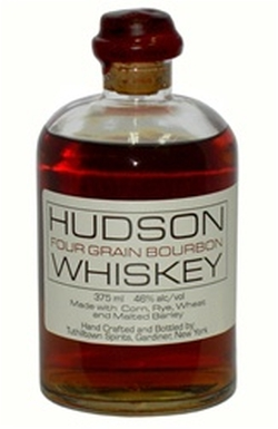 """Hudson Four Grain Bourbon"" Whiskey by Tuthilltown Spirits in The Best of Me"