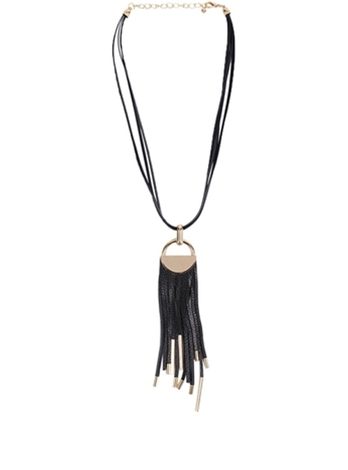 Tassel Cord Necklace by Patchington in American Horror Story - Season 5 Episode 5