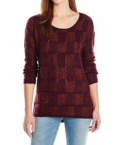 Plaid Sweater by Lucky Brand in Pitch Perfect 3