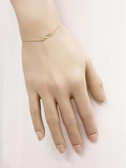 I <3 U Bracelet by Jennifer Meyer in Suits