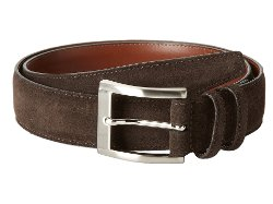 Italian Calf Suede Belt by Torino Leather Co. in Jurassic World