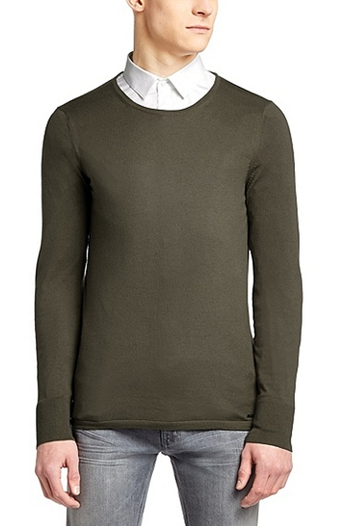 Silk And Cashmere Blend Sweater by Hugo Boss in Me and Earl and the Dying Girl