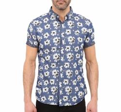 Ashbury Short Sleeve Shirt by 7 Diamonds in New Girl