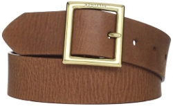 Women's Square Buckle Wide Leather Belt by Tommy Hilfiger in Ricki and the Flash